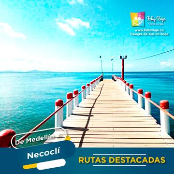 Medellín - Necoclí
