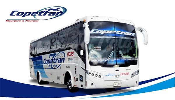 bus buseton copetran